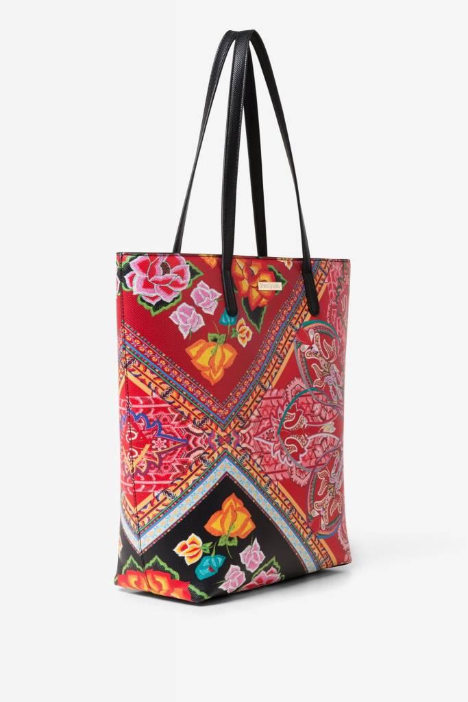 Desigual Desigual Floral Shopper Folklore