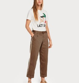 Maison Scotch T-shirt Lazy Day