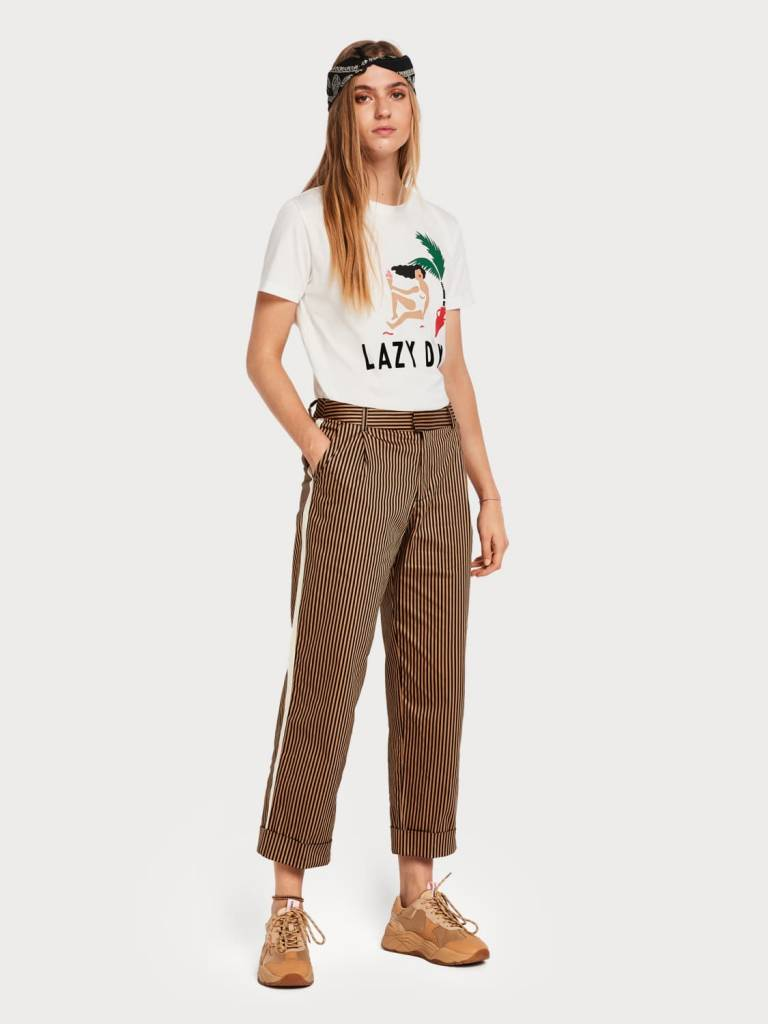 Maison Scotch Maison Scotch Lazy Day T-Shirt