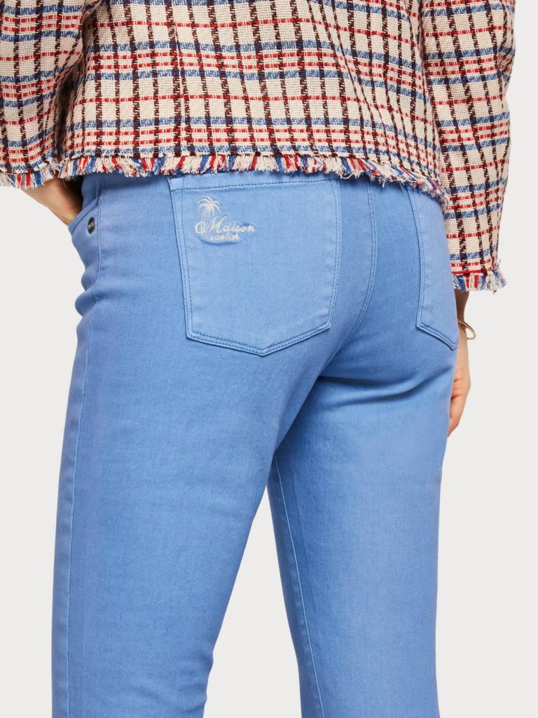 Maison Scotch Maison Scotch La Bohemienne - Pantalon en tencel Mid rise skinny fit