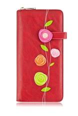 Espe Espe Roses Clutch Wallet
