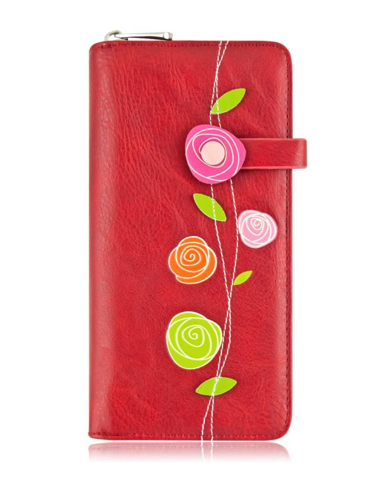 Espe Espe Roses portefeuille