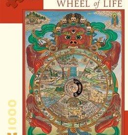 Pomegranate Puzzle Tibetan Wheel of Life