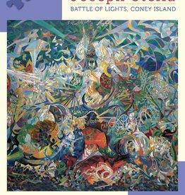 Pomegranate Puzzle Battle of Light