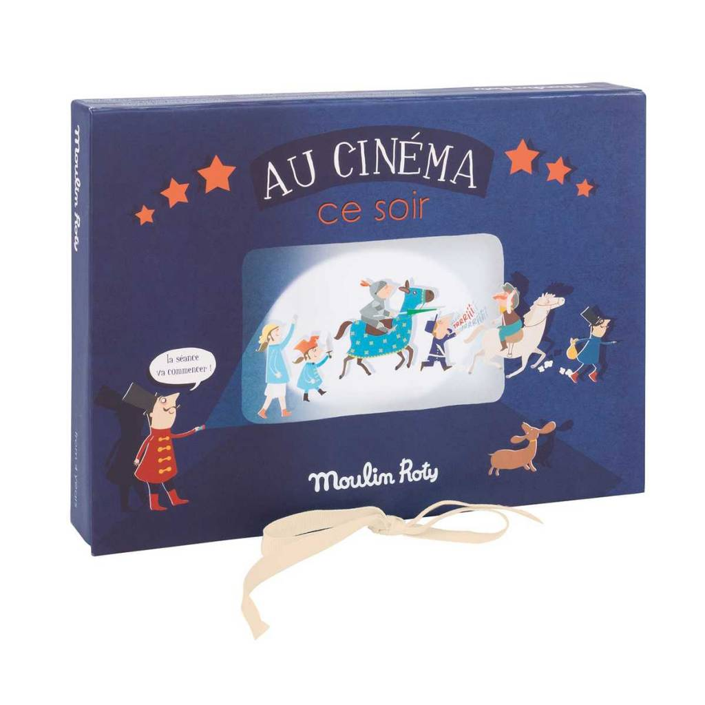 Moulin Roty Moulin Roty Histoires - Le coffret cinéma