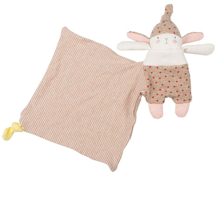 Moulin Roty Moulin Roty Petits dodos - Doudou Lulu le petit lapin