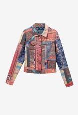 Desigual Desigual Multipatch jacket Kiona