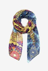 Desigual Desigual Rectangular Scarf Interruption