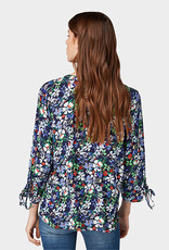 Tom Tailor Tom Tailor Straight ruched sleeve tunic