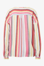 Tom Tailor Tom Tailor Blouse with colorful stripes