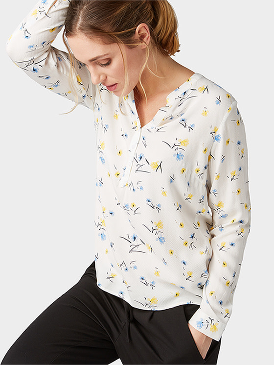 Tom Tailor Printed blouse