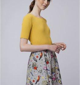 Compania Fantastica Compania Fantastica Tropical skirt