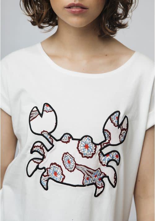 Compania Fantastica Crab t-shirt