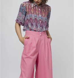 Compania Fantastica Compania Fantastica Multicolour shirt ethnic
