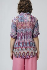Compania Fantastica Multicolour shirt  ethnic