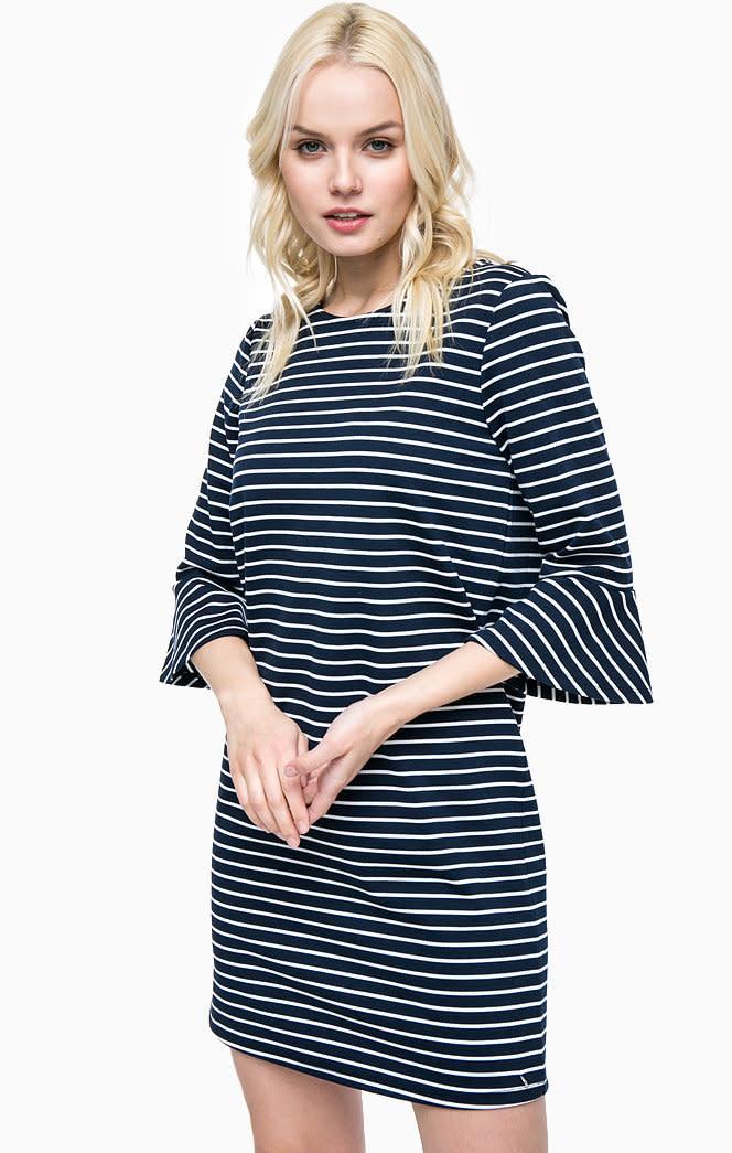 Tom Tailor Stripe jersey dress