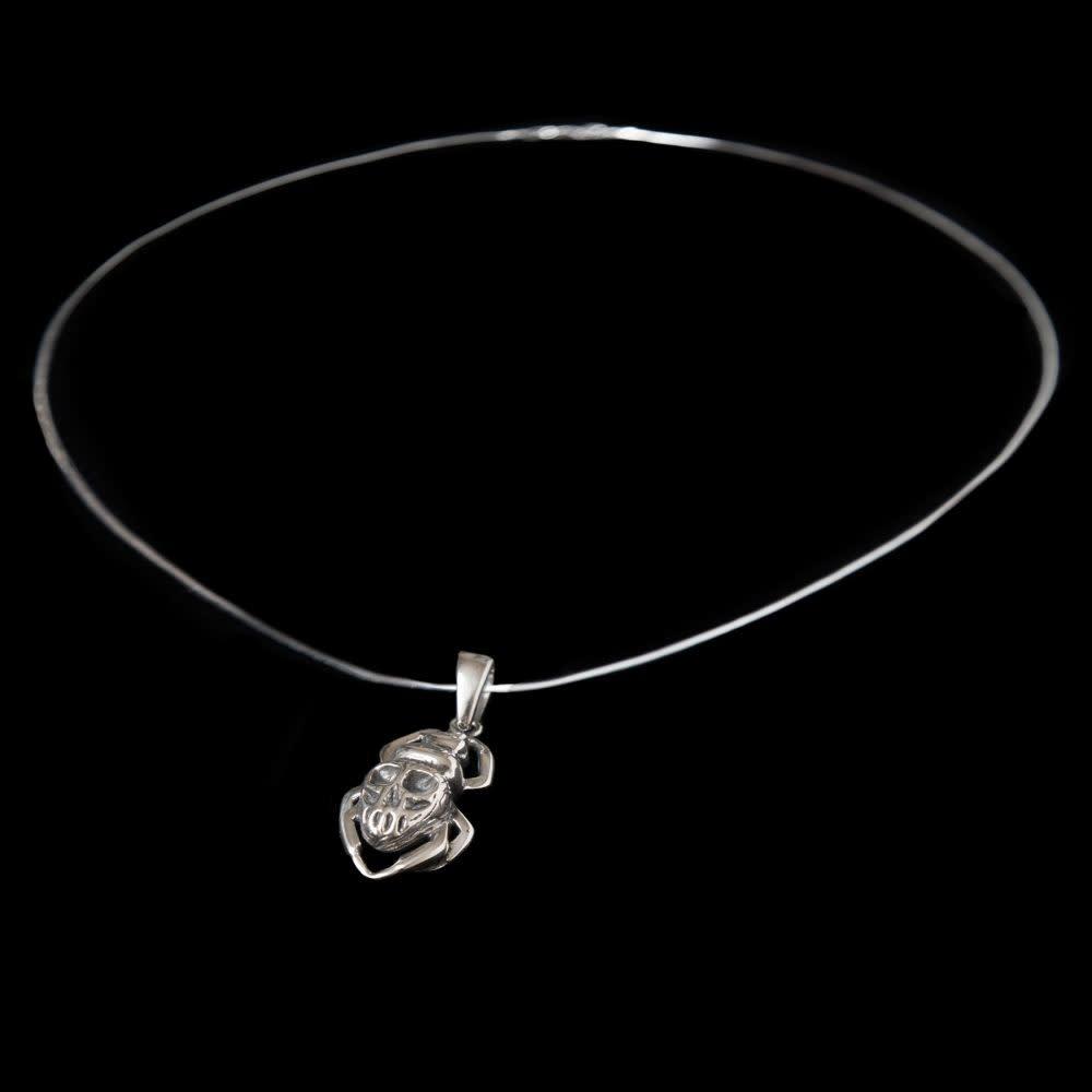 Scaro Scaro Necklace Badass small