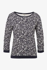Tom Tailor Tom Tailor Pullover with a floral pattern