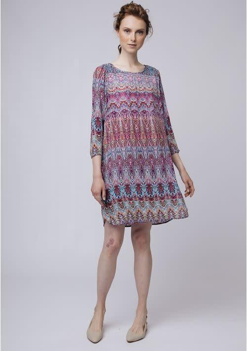 Compania Fantastica Compania Fantastica Multicolor dress