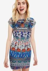 Desigual Desigual Dress tropical print Fiona