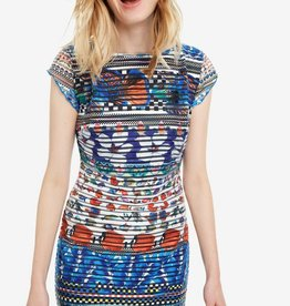 Desigual Desigual Dress tropical print Fiona