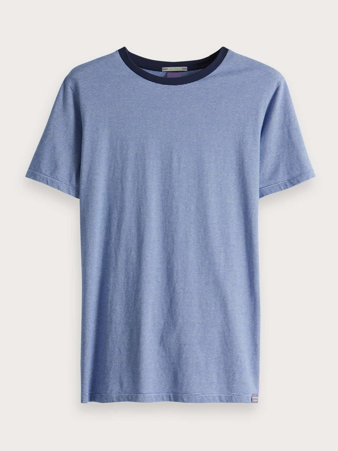Scotch & Soda Scotch & Soda Classic crewneck tee