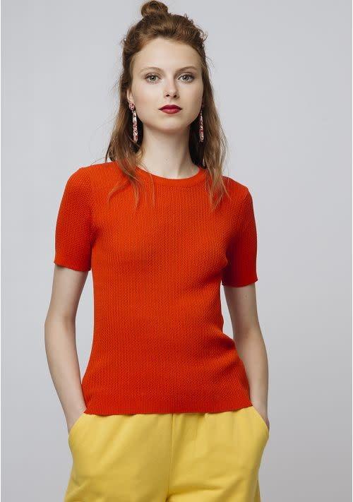 Compania Fantastica T-shirt en tricot