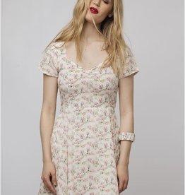 Compania Fantastica Compania Fantastica Romantic flower dress