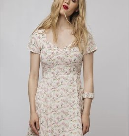 Compania Fantastica Romantic flower dress