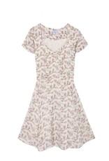 Compania Fantastica Romantic flower dress