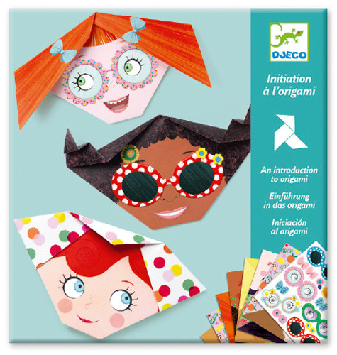 Djeco Djeco Origami Frimousses