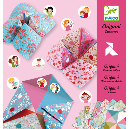 Djeco Djeco Origami Cocottes