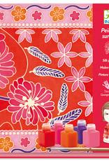 Djeco Djeco Peinture sur soie Jardin japonais