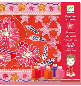 Djeco Djeco Silk painting Japanese garden