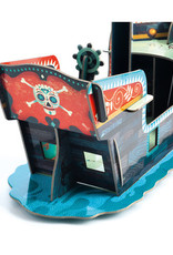Djeco Djeco 3D Pirate's ship