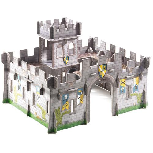 Djeco Djeco Medieval castle 3D