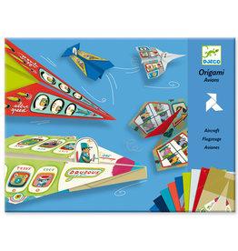 Djeco Djeco Origami Planes