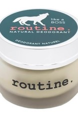 Routine Routine - Deodorant Like a Boss