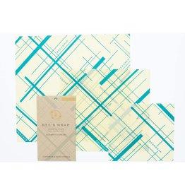 Bee's Wrap Bee's Wrap Geometric Wrap