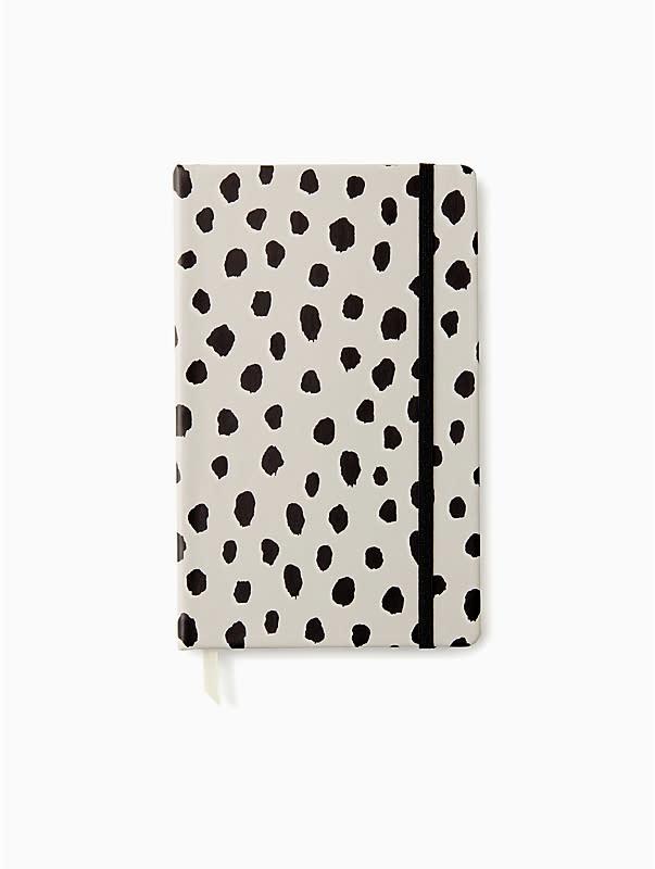Kate Spade Kate Spade Cahier de notes - Flamingo dot