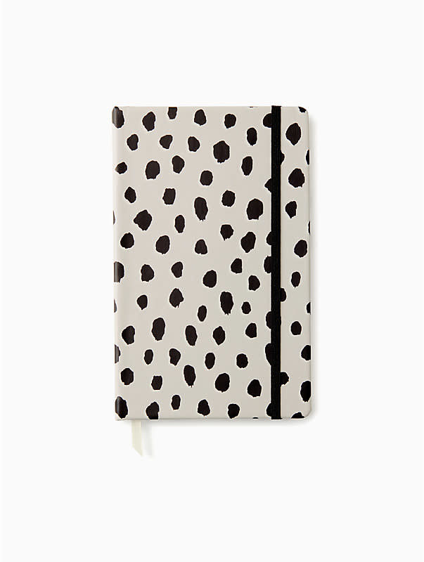 Kate Spade Kate Spade Take note large notebook - Flamingo dot