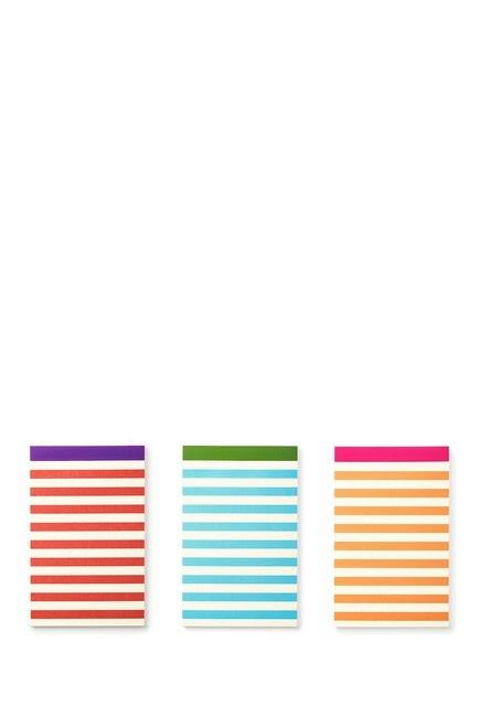 Kate Spade Kate Spade Notepad Set - Candy Stripe