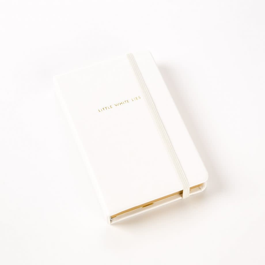 Kate Spade Kate Spade Journal - Little White Lies