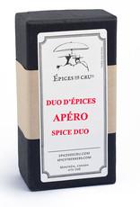 Épices de Cru Épices de cru - Kit duo apéro