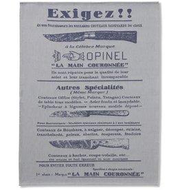 Opinel Opinel Towel Exigez!
