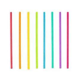 "Kikkerland Kikkerland 8"" Reusable Straws"