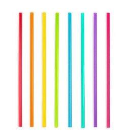 "Kikkerland Kikkerland 11"" Reusable Straws"