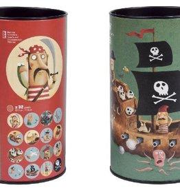 Londji Memory Game - I'm a Pirate
