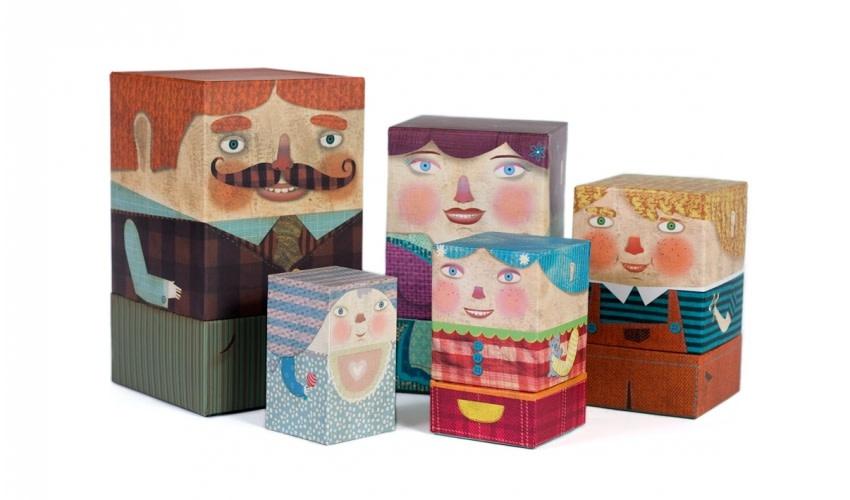 Londji & Joao Vaz de Carvalho DI010U Box Family