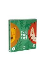 Londji & Joao Vaz de Carvalho DI030U Tic Tac Toe - Lion & Tigre